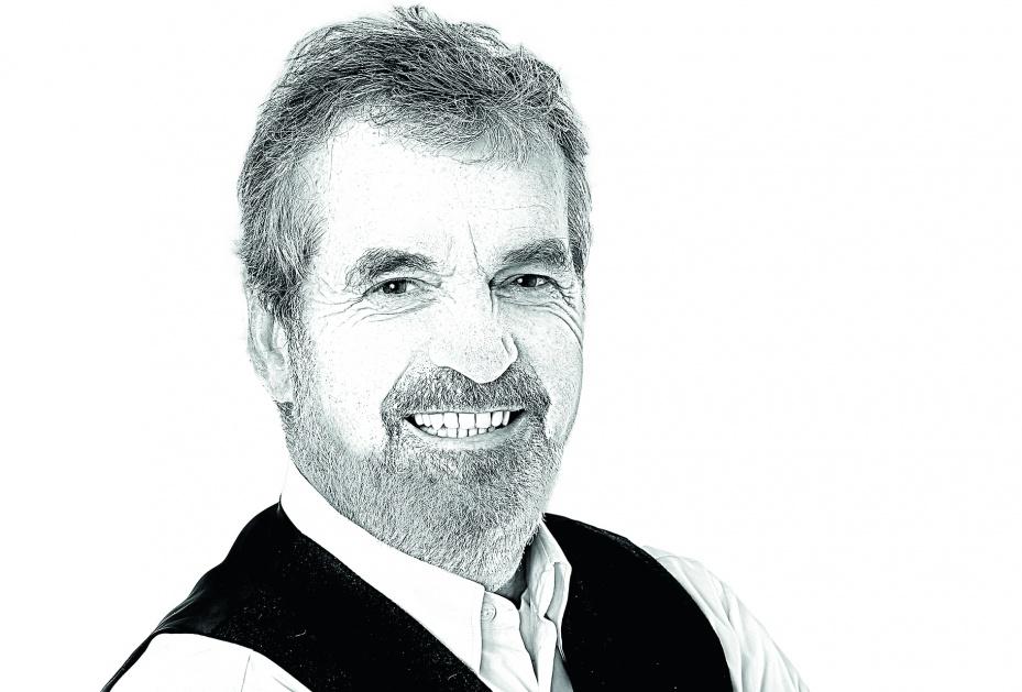 GOLF TIME-Chefredakteur: Oskar Brunnthaler