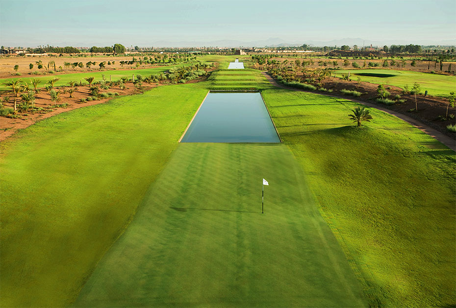 Golf in Marokko: Noria Golf Club