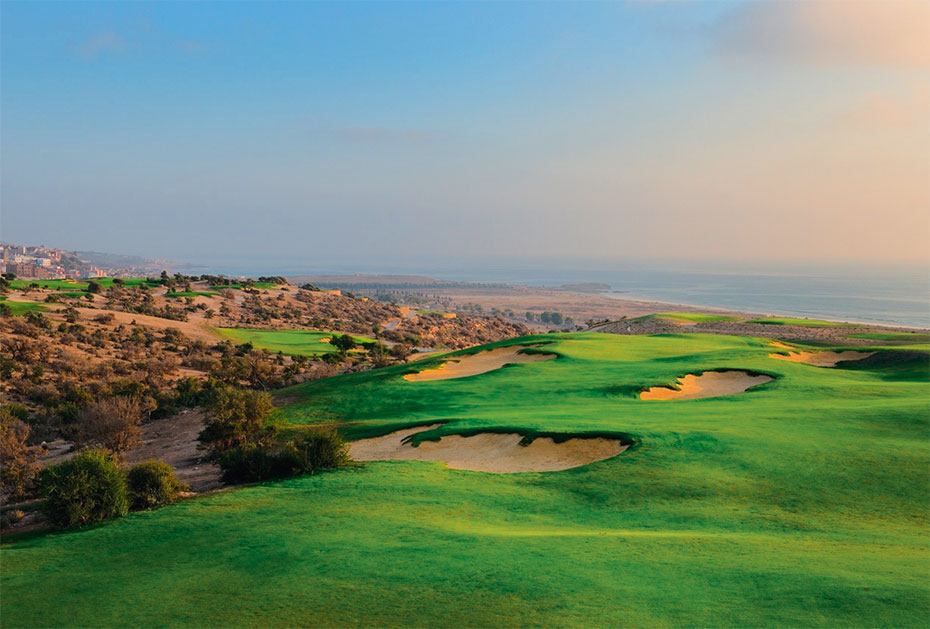 Golf in Marokko: Tazegzout Golf Club, Agadir