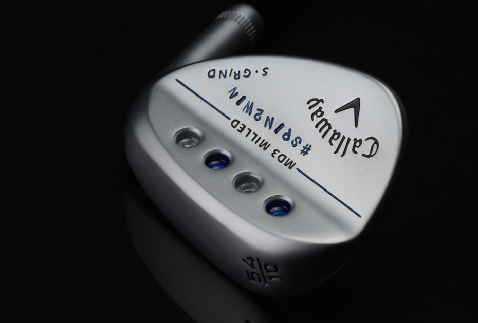 Callaway Customs: MD3 und MD Forged Wedges selbst designt