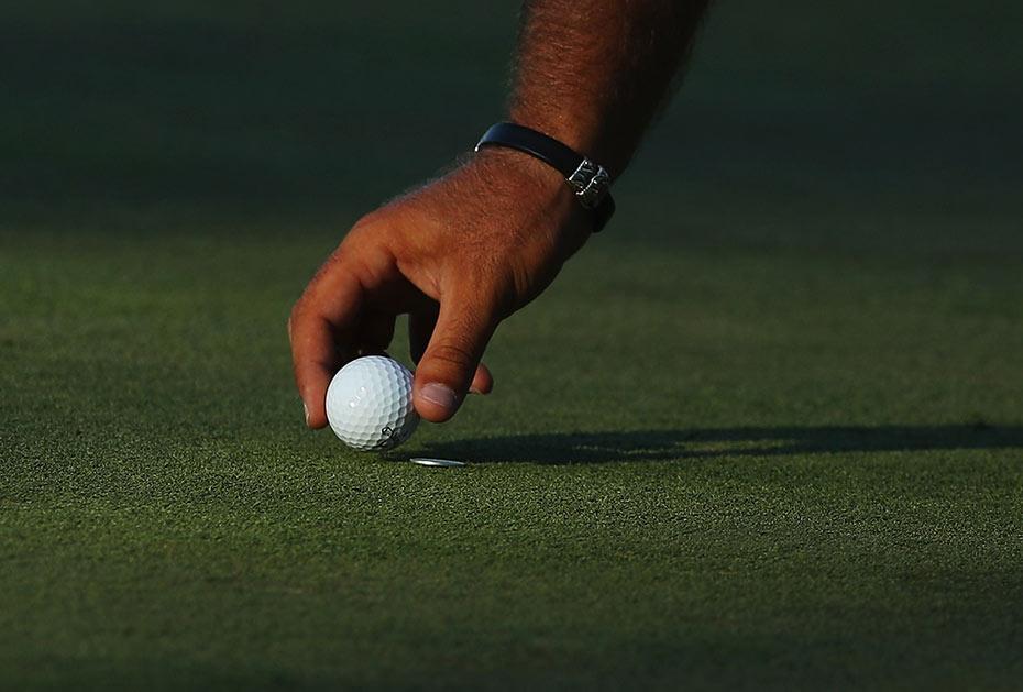 Regelthema: Ball markieren