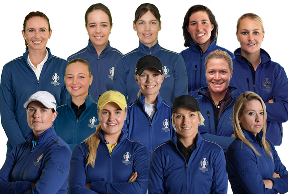 Solheim Cup 2017 - Team Europe