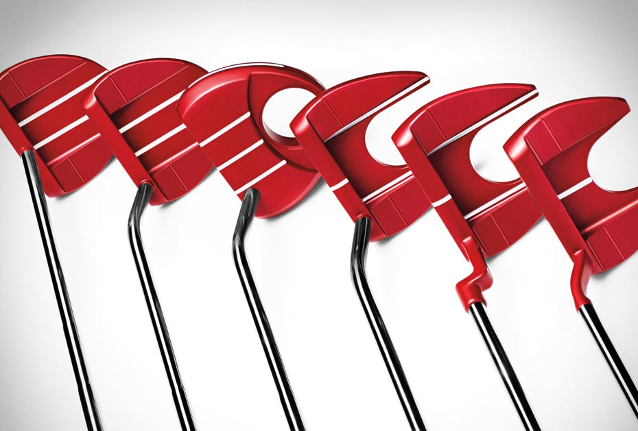TP Red Putter Collection