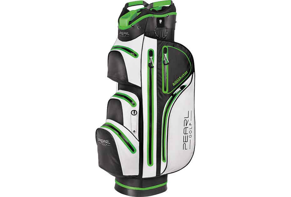 Das AQUAstar Cartbag von PEARL Golf