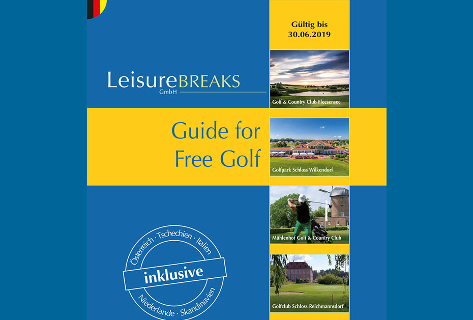 Guide for Free Golf 2018/2019