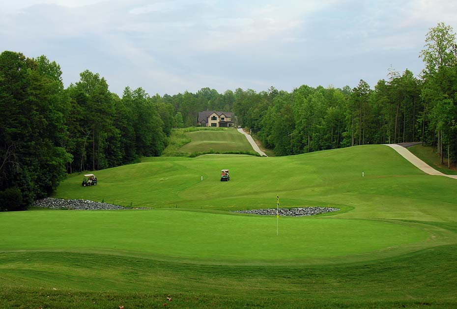 Springfield Golf Club in South Carolina