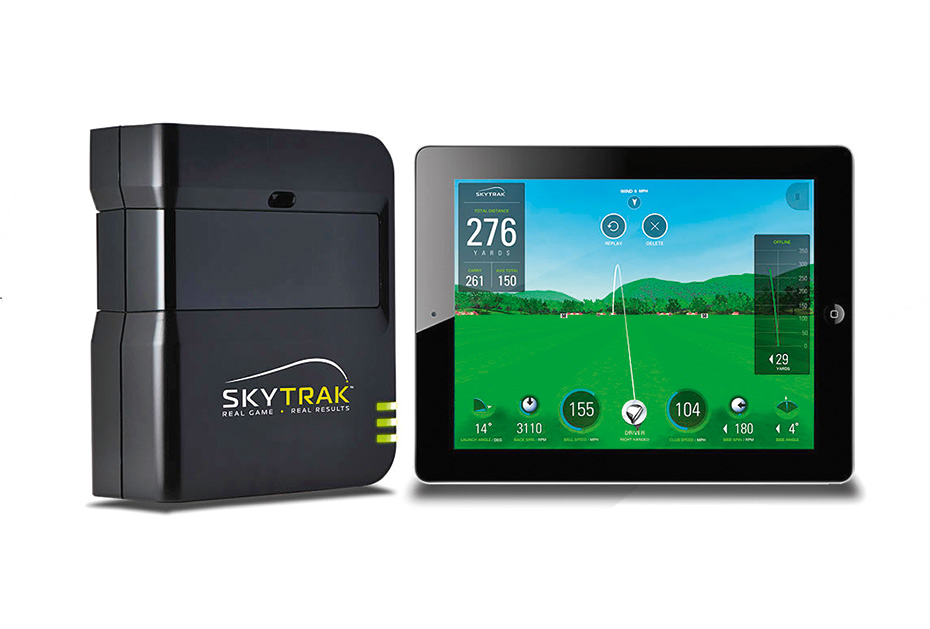 SkyTrak Launchmonitor