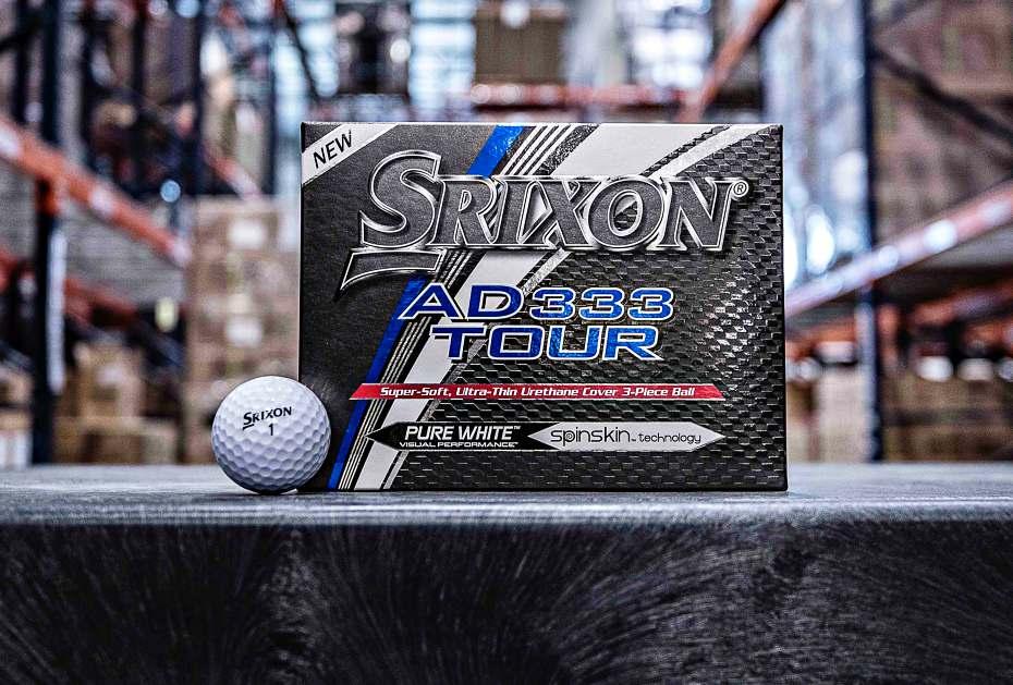 Srixon Tour AD333