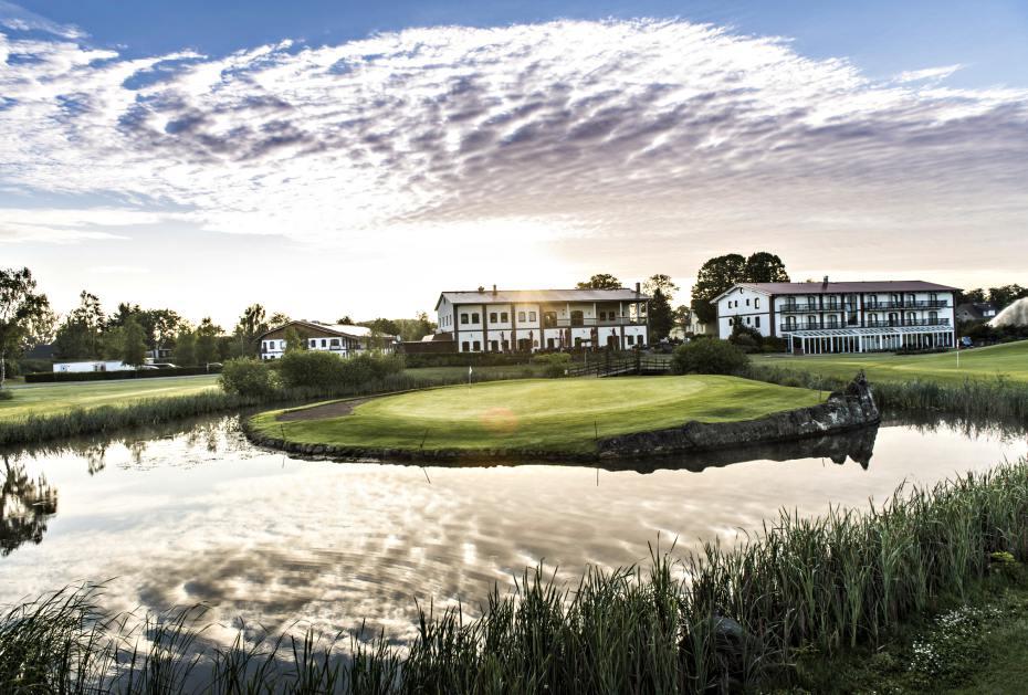 Der Golfpark Strelasund
