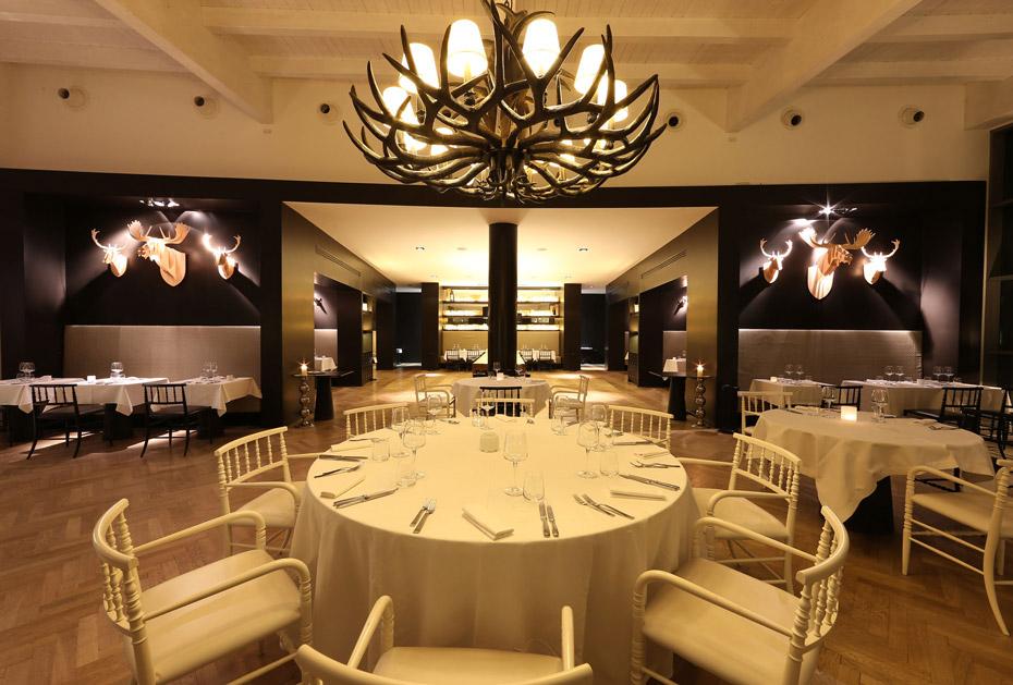 Das Dama Dama Restaurant bietet toskanische und mediterrane Küche in einer kreativen Gourmet-Version