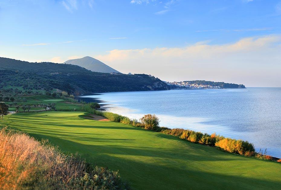 Traumhafte Golfreise mit GOLF TIME tours nach Griechenland