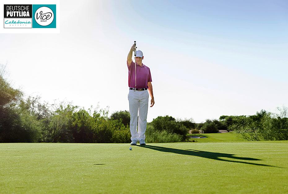 Caledonia Putters Deutsche Puttliga by VICE Golf