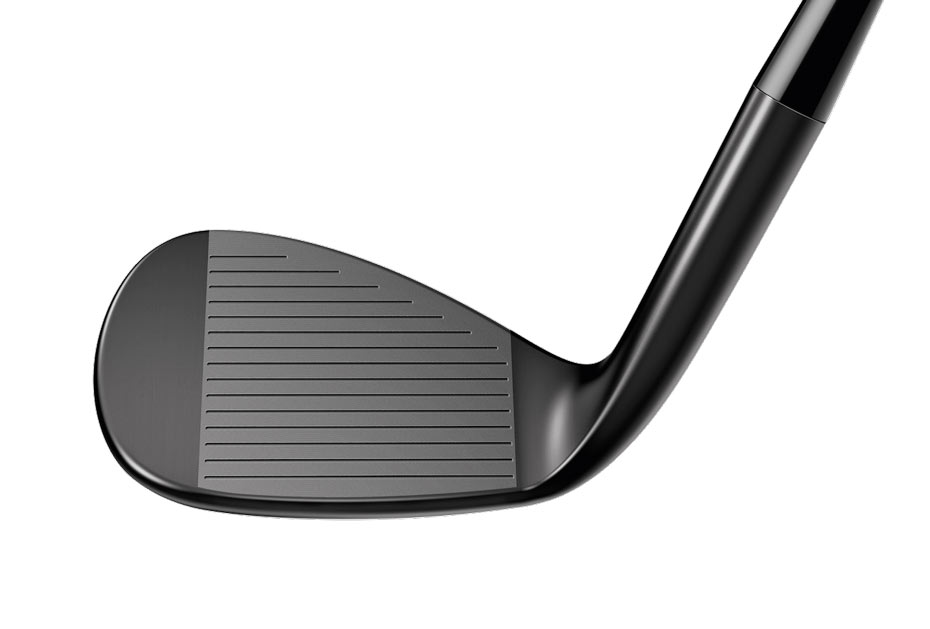 KING Black Wedge