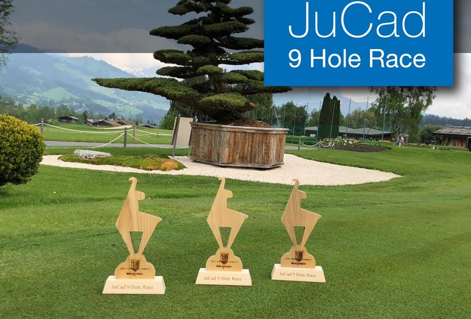 Jucad 9 Hole Race mit ...
