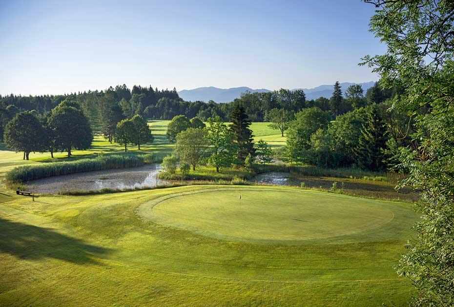 Ruhig und naturbelassen: Impressionen aus dem St. Eurach Land- und Golfclub