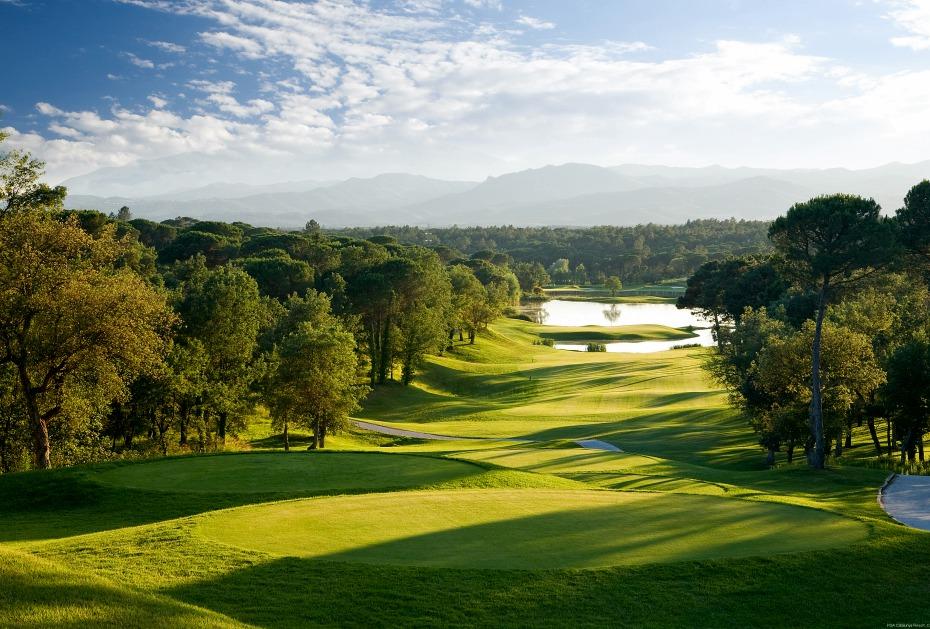 Stadium Course des PGA Catalunya