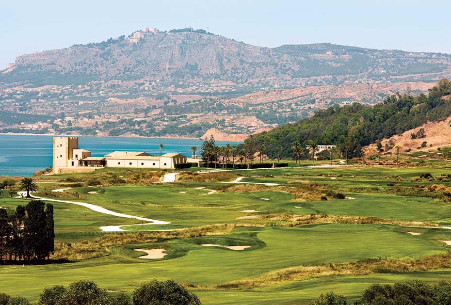 Spektakuläre Aussicht: Die Golfplätze des Verdura Resorts