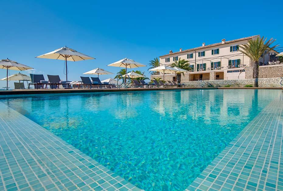 Das 5-Sterne-Resort Carrossa Hotel Spa Villas auf Mallorca