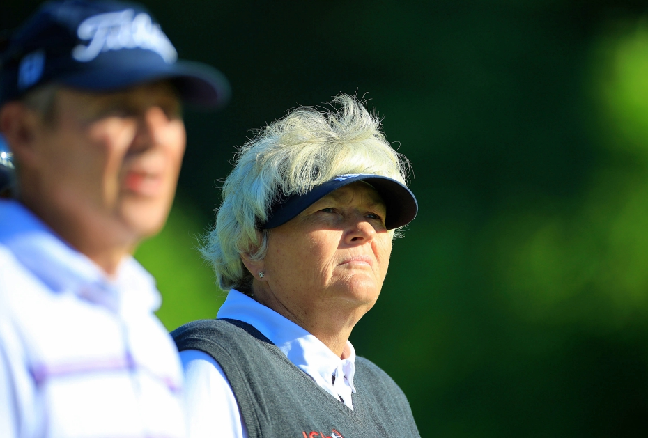 Vier Major-Siege: Laura Davies