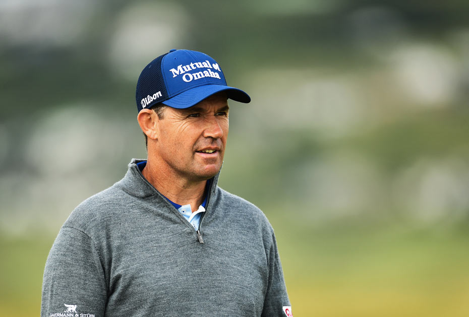 Analytisch: Padraig Harrington