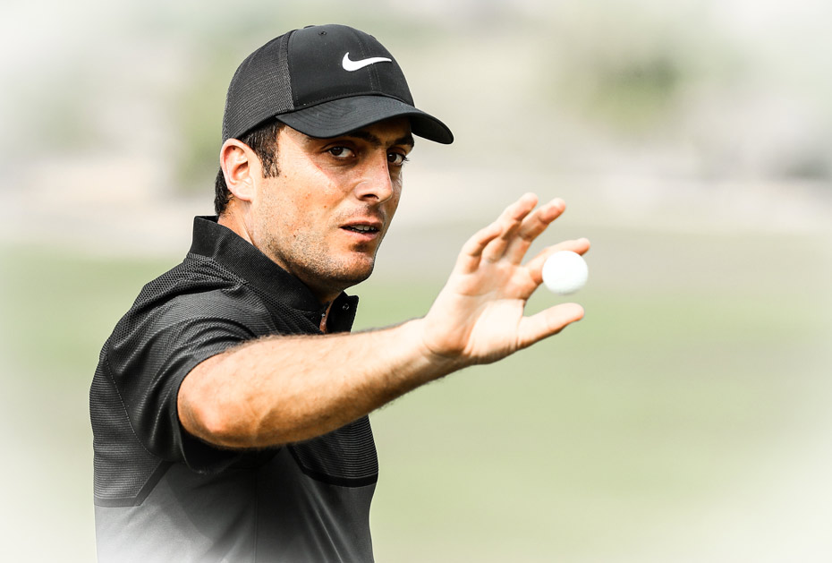 Interessanter Trainingsansatz: Francesco Molinari