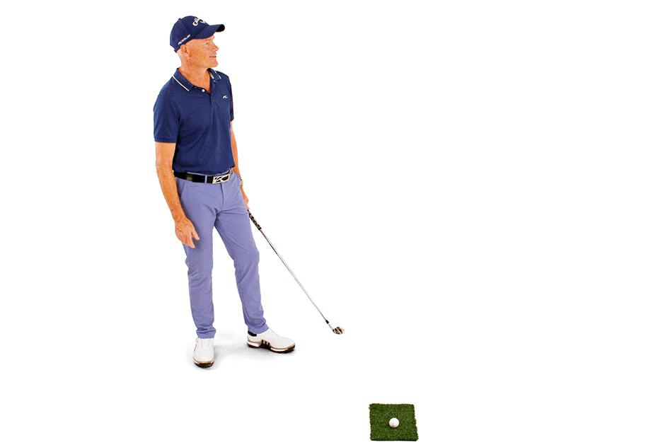 Golf spielt sich zu 99 Prozent im Kopf ab