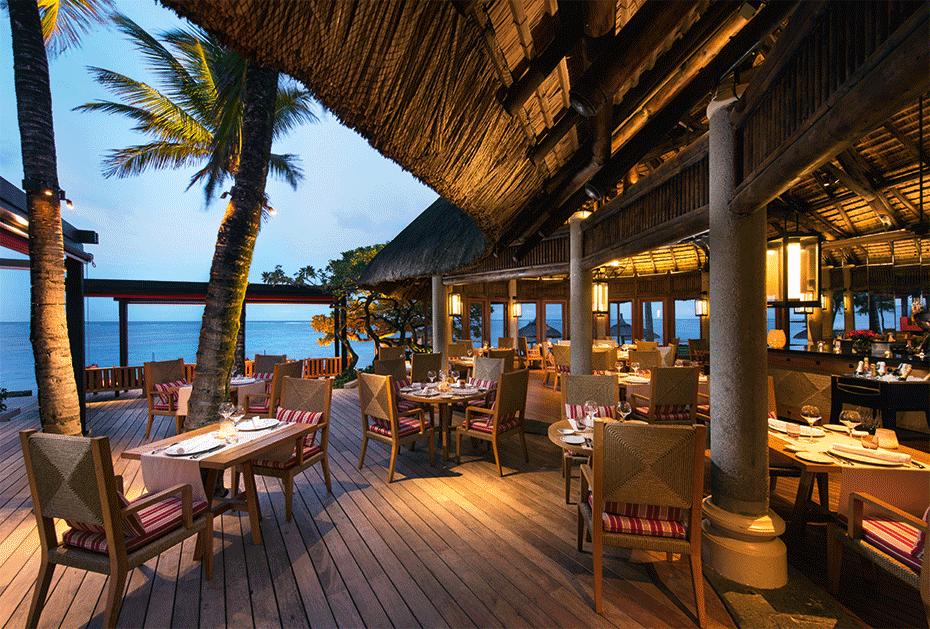 La Spiaggia Bar: Mit spektakulärem Ausblick auf den Indischen Ozean der ideale Platz für einen Aperitif oder Digestif
