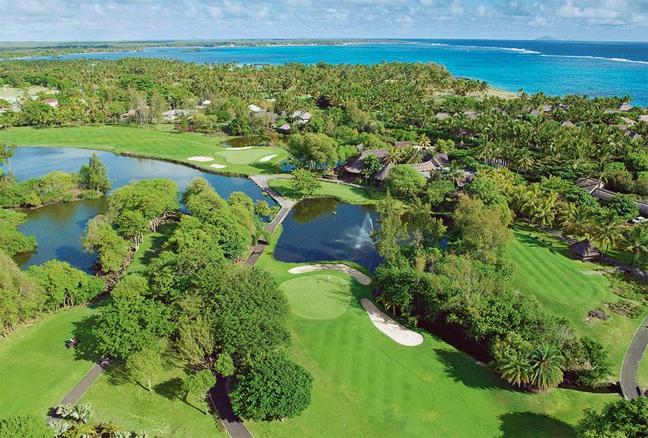 MALERISCH Der Links Golf Course ist Teil des Constance Belle Mare Plage auf Mauritius. Von Wright & Allis designt und Green Globe zertifiziert