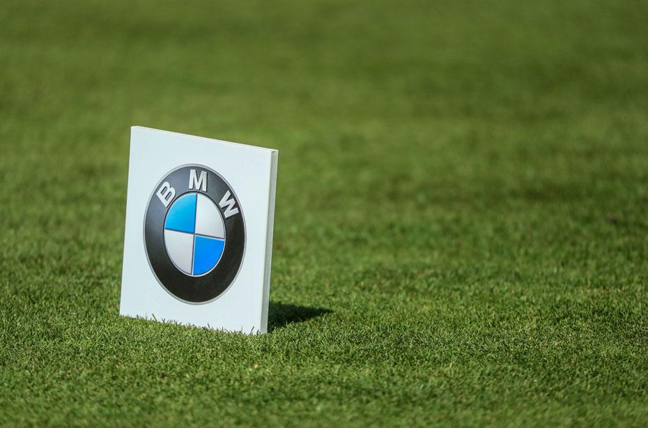 BMW bleibt dem Profi-Golf treu