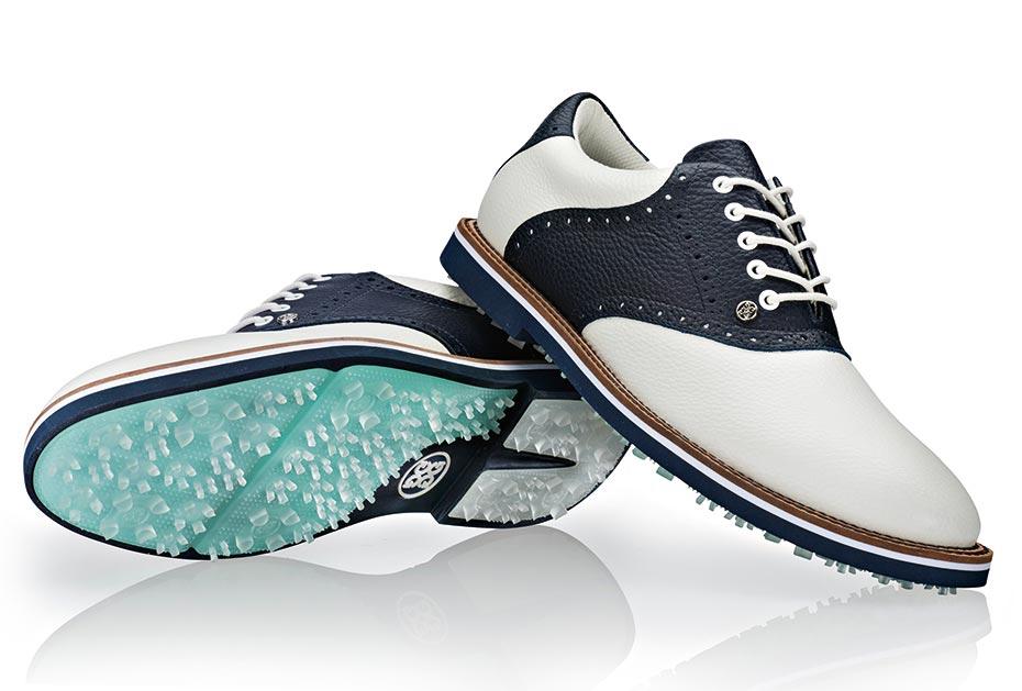 Der Schuh von Bubba Watson: Gfore Saddle Gallivanter