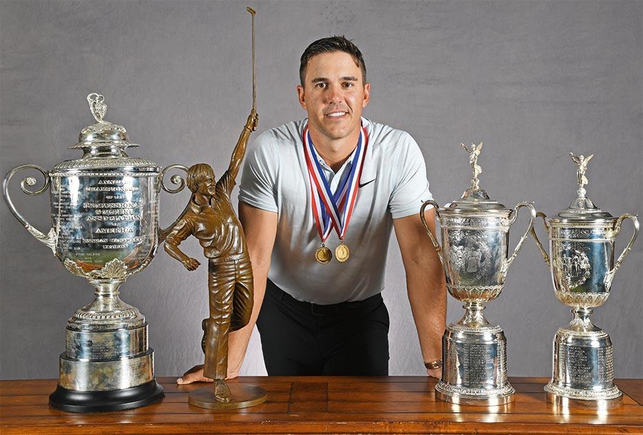 Brooks Koepka - Golfer des Jahres 2018