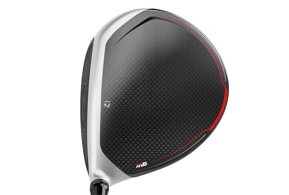 Optisches Highlight: TaylorMade M5 in der Ansprechposition