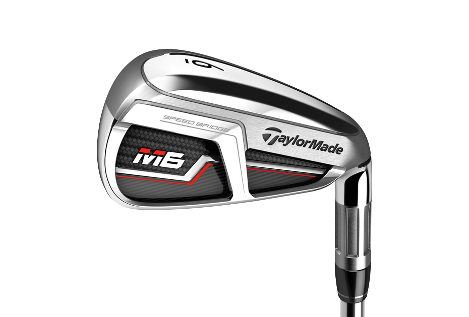 Jede Menge Game Improvement: Taylormade M6