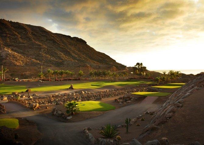 Pflicht-Destination Anfi Tauro: Die absolute Nummer 1 im Reigen der Golfplätze Gran Canarias.