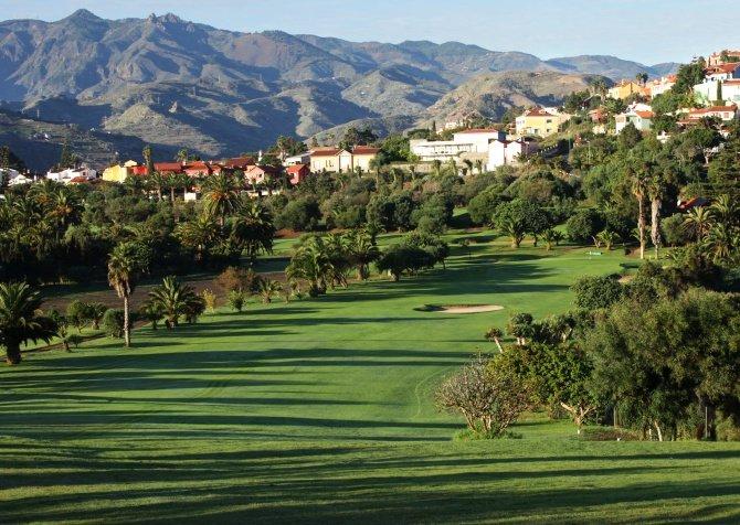 Real Club de Golf: Altehrwürdige Anlage auf engstem Raum