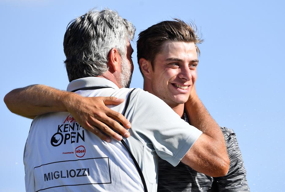 Guido Migliozzi gewinnt seinen ersten Titel auf der European Tour
