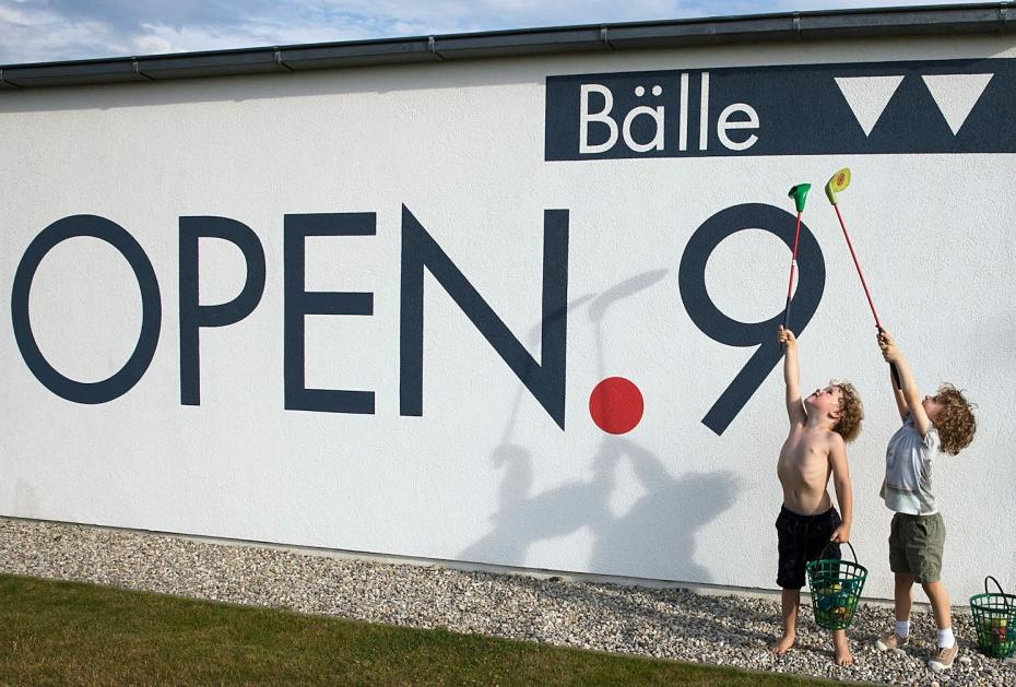 Jugendförderpreis für OPEN.9: Golfnachwuchsförderung in allen Bereichen