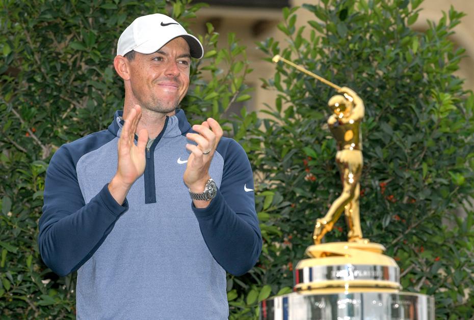 Rory McIlroy hält Jim Furyk auf Abstand, gewinnt The Players Championship 2019