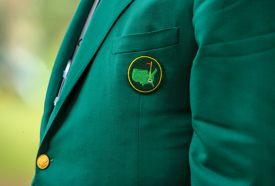 Objekt der Begierde: das grüne Jackett