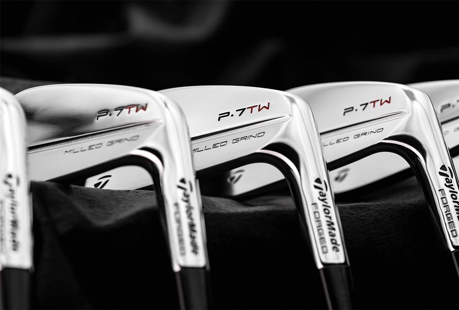 Designet zusammen mit Tiger Woods: TaylorMade P-7TW Eisen