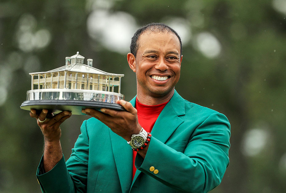 Masters-Sieger 2019: Tiger Woods