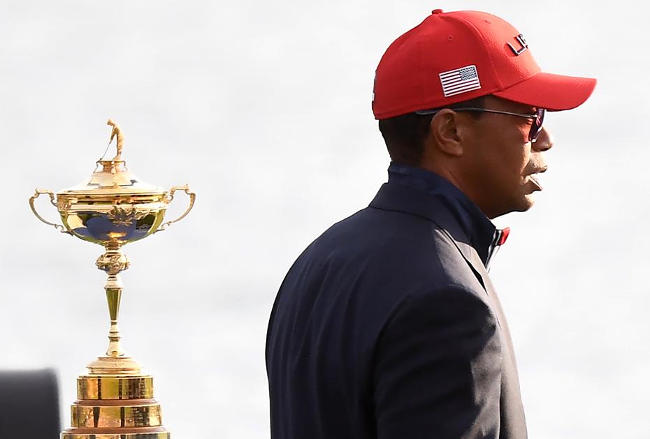 Team USA: Tiger Woods führt Ryder Cup Ranking an