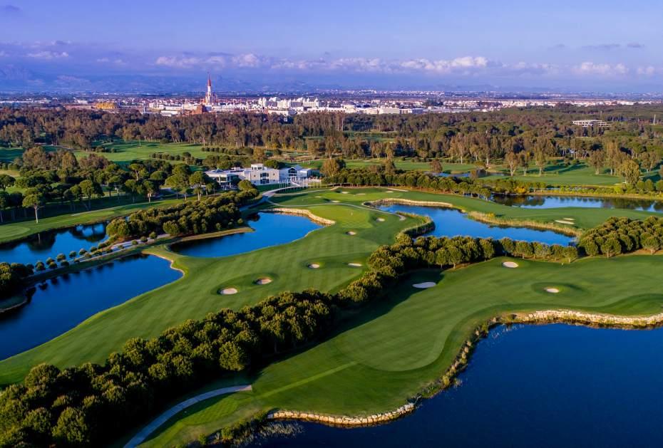 Traumhaft und fordernd: Der PGA Sultan Course