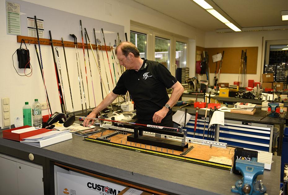 Classic Club Repair: Vom Service für Profis zum Service für Jedermann