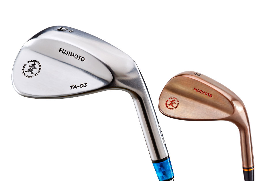Made in Japan: die TA-03 Wedges von Fujimoto Golf