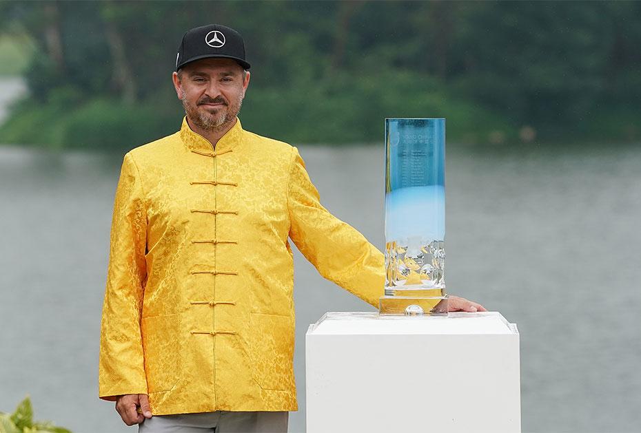 Zweiter Titel auf der European Tour: Mikko Korhonen