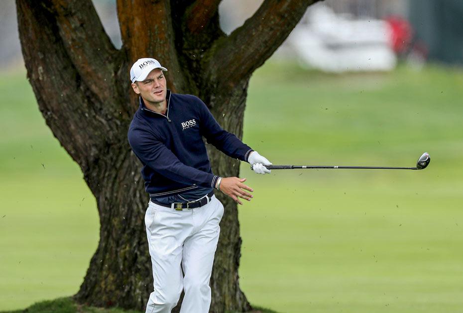 Martin Kaymer bei der U.S. Open