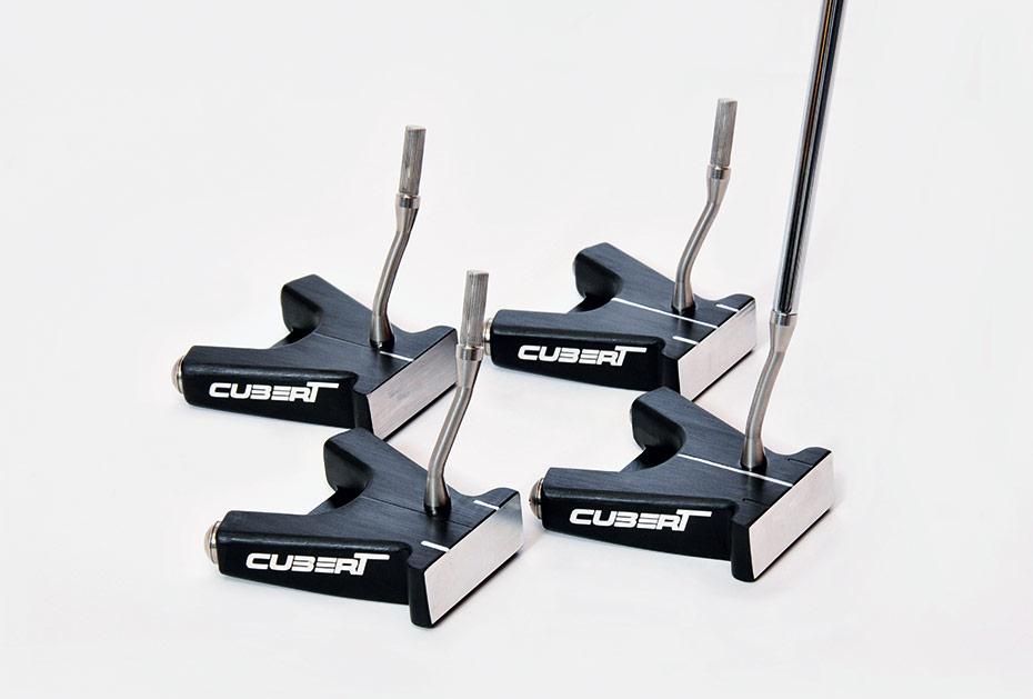 Linientreu: Den Cubert TPX gibt es mit vier unterschiedlichen Ausrichtungslinien
