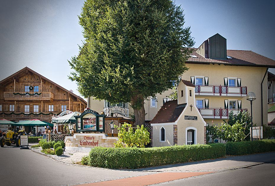 Traditionsadresse: Ortner's Lindenhof