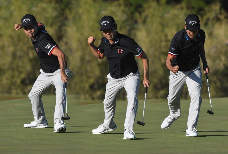 Erfolgreich auf den Grüns: Kevin Na stellt neuen Putt-Rekord auf PGA Tour auf